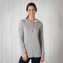 Profundo Hooded Tunic by Toad&Co in Little Rock Ar