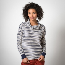 Stripe Out Boat Twist Tee by Toad&Co in Cody Wy