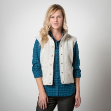 Sheridan Sherpa Vest by Toad&Co in Uncasville Ct
