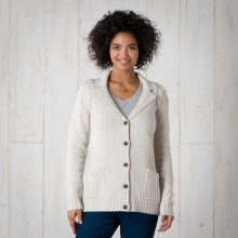 Targhee Cardigan by Toad&Co in New Orleans La