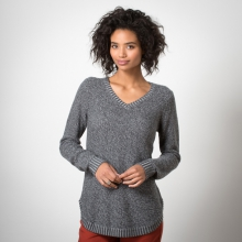 Galena V-Neck Sweater by Toad&Co in Fort Collins Co
