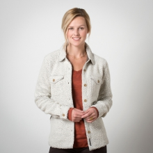Boxcan Sherpa Overshirt by Toad&Co in Little Rock Ar