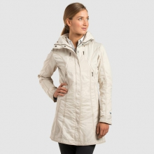 Women's Lena Trench by Kuhl in Courtenay Bc