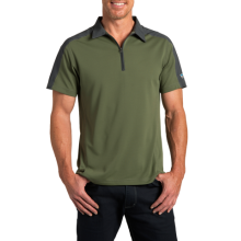 Men's Shadow Polo by Kuhl in Lubbock Tx
