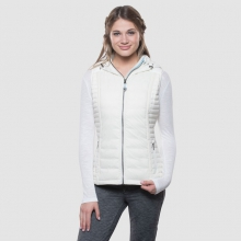 Women's Spyfire Hooded Vest by Kuhl in Tulsa Ok