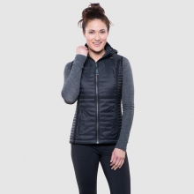 Women's Spyfire Hooded Vest by Kuhl in Ames Ia