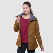 Lena Insulated Jacket by Kuhl
