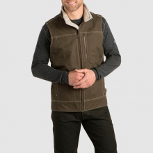 Burr Vest Lined by Kuhl in Canmore Ab