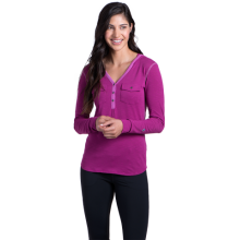 Women's Sora Hoody by Kuhl in Abbotsford Bc