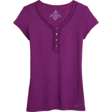 Women's Vega SS Henley by Kuhl in Fairbanks Ak