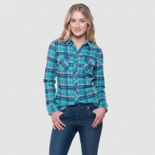 Alina Flannel by Kuhl in Broomfield Co