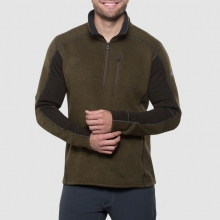 Interceptr 1/4 zip by Kuhl