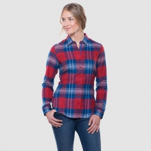 Ophelia Flannel by Kuhl in Canmore Ab