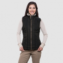 Women's Burr Vest Lined