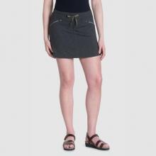 Women's Mova Zip Skort by Kuhl