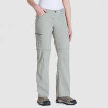 Women's Kliffside Convertible Pant by Kuhl in Medicine Hat Ab