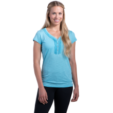 Women's Vega SS Henley by Kuhl in Little Rock Ar