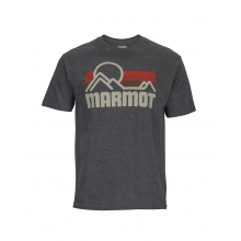 Marmot Coastal Tee SS by Marmot in Park City Ut