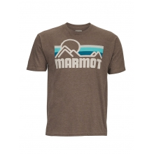 Men's Marmot Coastal Tee SS by Marmot in Madison Al