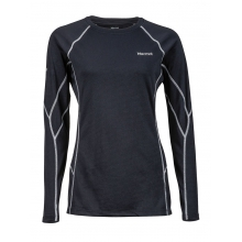 Women's Wms ThermalClime Sprt LS Crew by Marmot in Mt Pleasant Sc