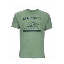 Republic Tee SS by Marmot in Marietta Ga