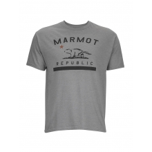 Republic Tee SS by Marmot in Columbus Ga