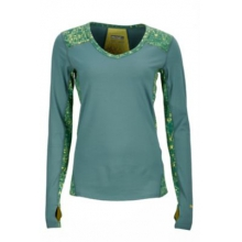 Women's Meghan LS V Neck