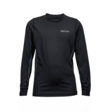 Boy's Kestrel LS Crew by Marmot