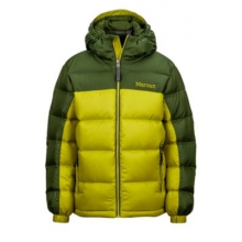 Boy's Guides Down Hoody by Marmot in Fairbanks Ak