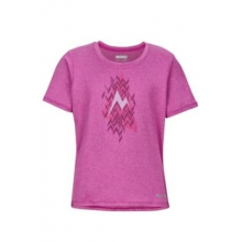 Girl's Post Time Tee SS