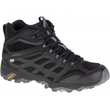 Men's Moab FST Mid Waterproof Wide by Merrell