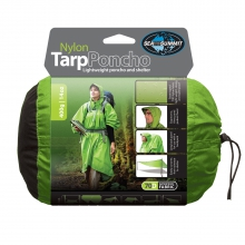 Nylon Tarp Poncho by Sea to Summit