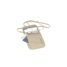 Light Neck Wallet by Travelling Light