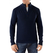 Men's Pioneer Ridge Half Button by Smartwool in Ashburn Va