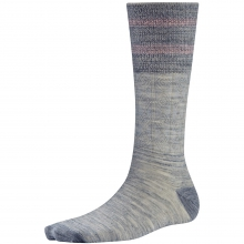 Metallic Striped Cable Mid Calf by Smartwool in State College Pa