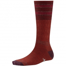 Metallic Striped Cable Mid Calf by Smartwool in Dawsonville Ga
