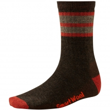 Men's Striped Hike Medium Crew Socks in Logan, UT