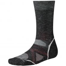 Men's PhD® Outdoor Medium Crew Socks by Smartwool in Coeur Dalene Id