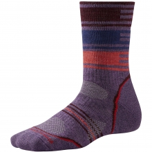 Women's PhD Outdoor Medium Pattern Crew by Smartwool in Lenox Ma