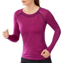 Women's PhD Ultra Light Long Sleeve by Smartwool in Saginaw Mi