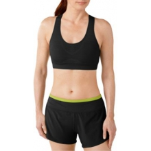 Women's PhD Seamless Racerback Bra by Smartwool in Wakefield Ri