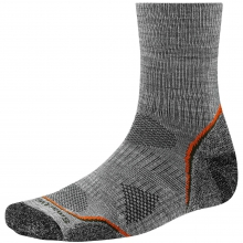 Men's PhD® Outdoor Light Mid Crew Socks by Smartwool in Pocatello Id