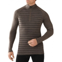 Men's NTS Mid 250 Pattern Zip T by Smartwool in Kirkwood MO