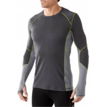 Men's PhD Light Long Sleeve by Smartwool in Newark De