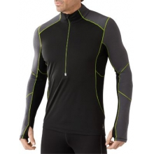 Men's PhD Wind Zip T by Smartwool in Saginaw Mi
