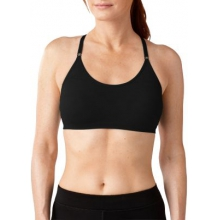 Women's PhD Seamless Liner Bra by Smartwool in Succasunna Nj