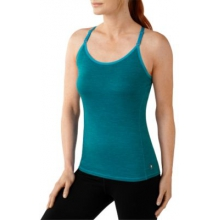 Women's NTS Micro 150 Strappy Pattern Tank by Smartwool in Succasunna Nj