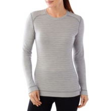 Women's NTS Mid 250 Pattern Crew by Smartwool in Fort Worth Tx