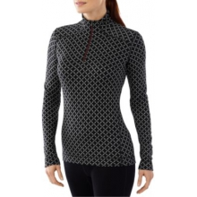 Women's NTS Mid 250 Pattern Zip T by Smartwool in Cincinnati Oh