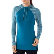 Women's NTS Mid 250 Drape Neck Hoody by Smartwool